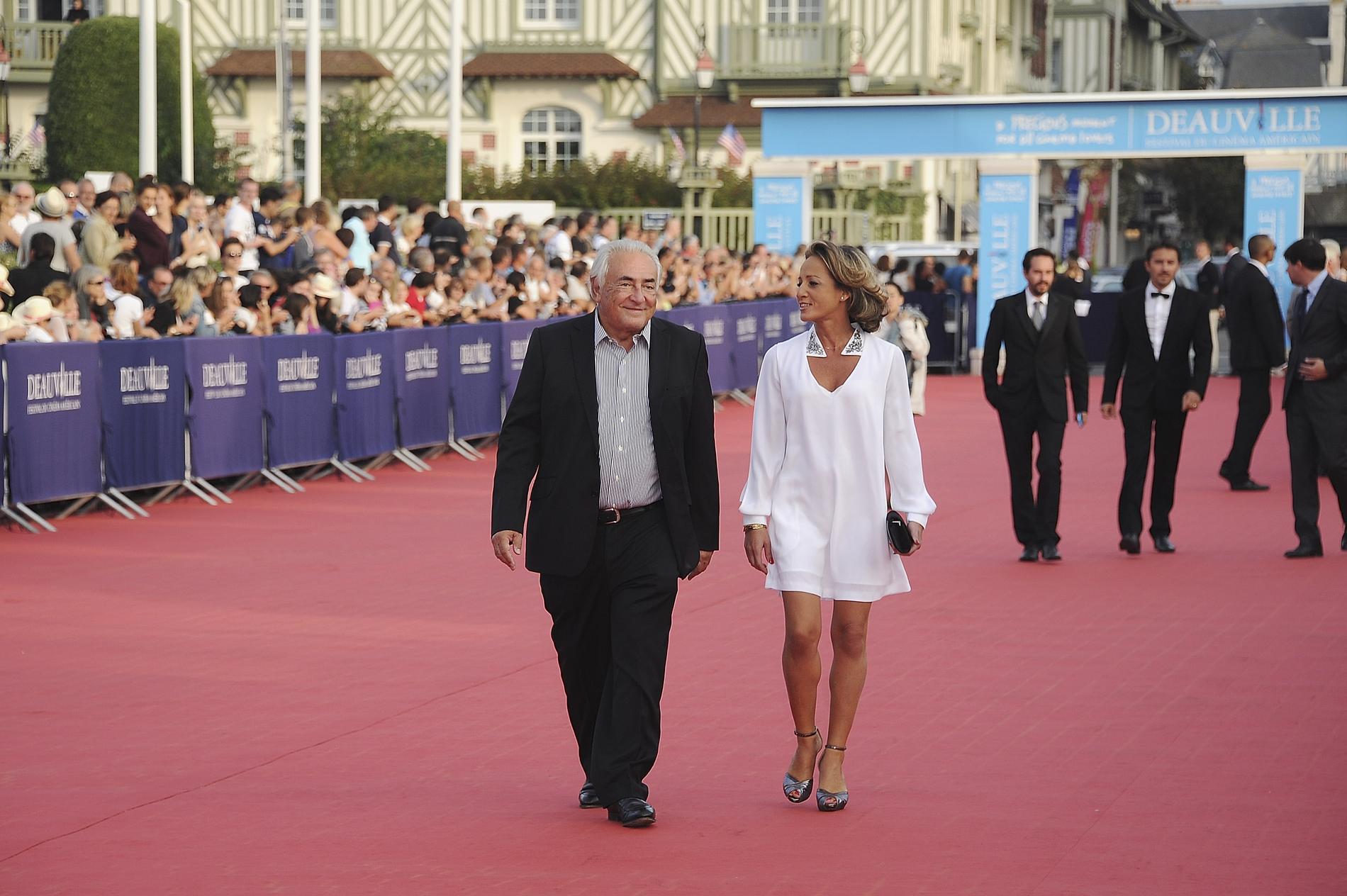 Myriam L\u0027Aouffir et DSK