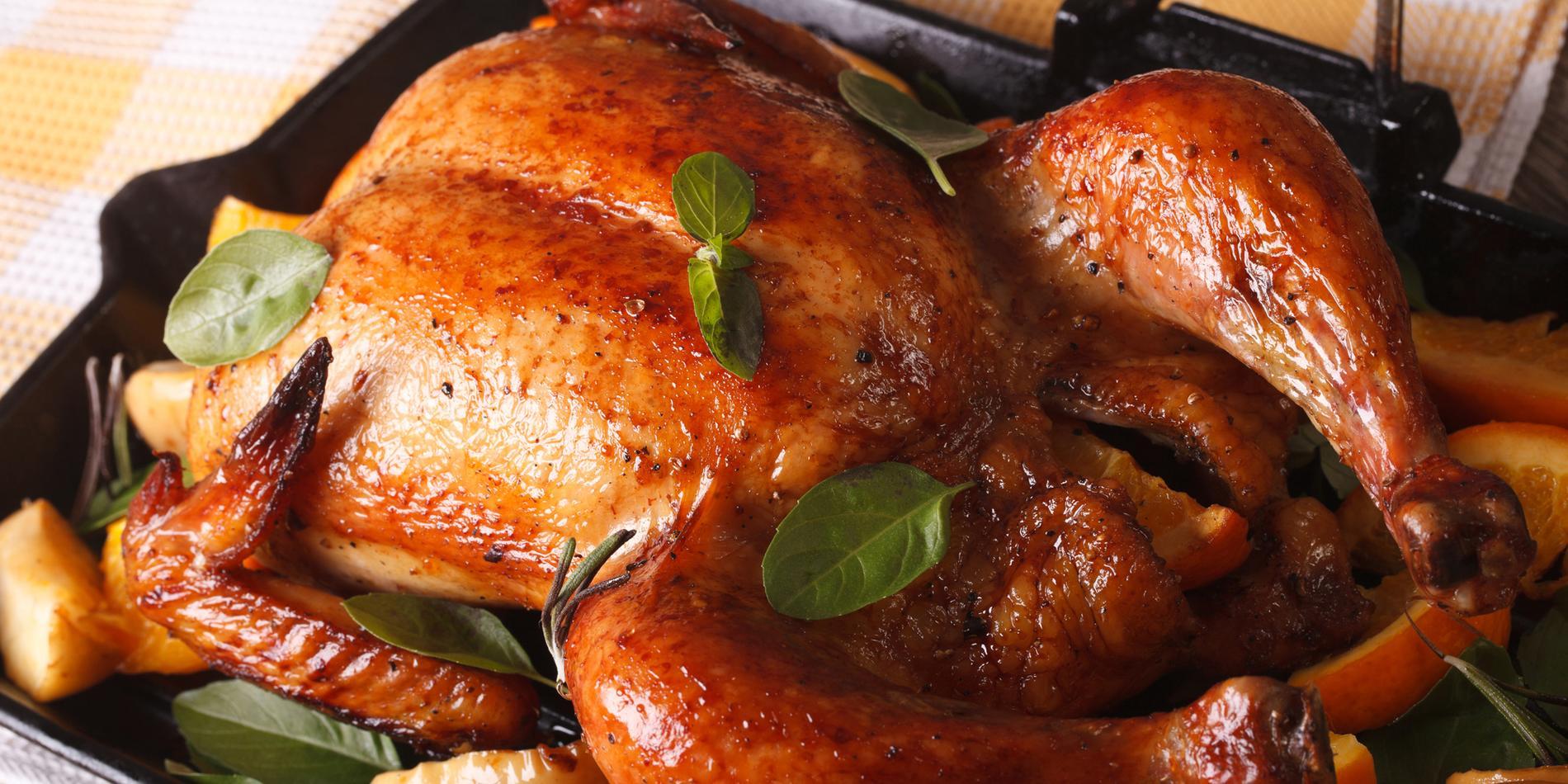 Recette chapon en frigousse d 39 orange et de sauge cuisine for Cuisine un chapon