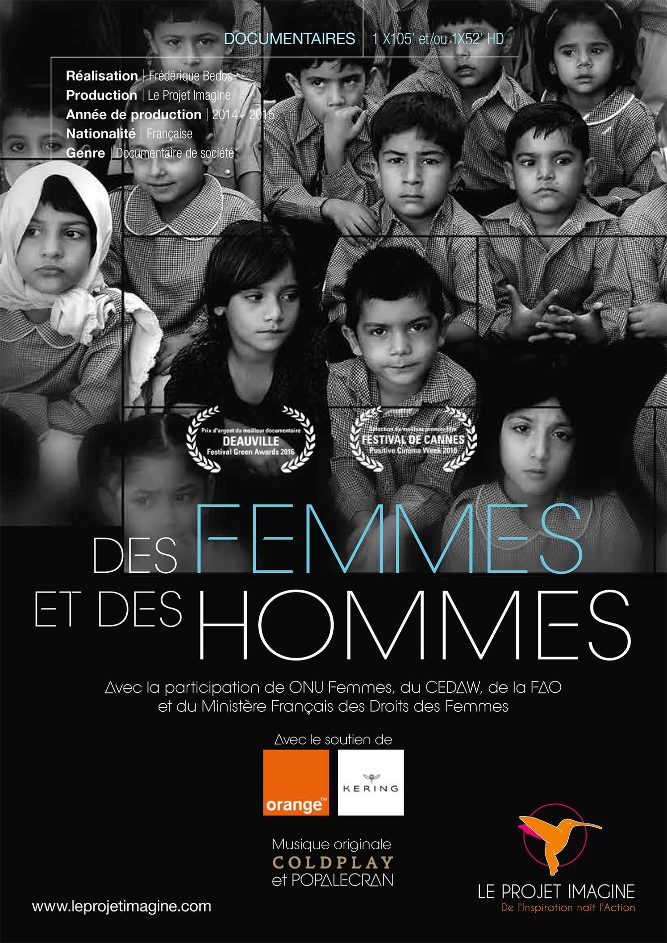 des femmes et des hommes le documentaire choc sur les in galit s dans le monde madame figaro. Black Bedroom Furniture Sets. Home Design Ideas