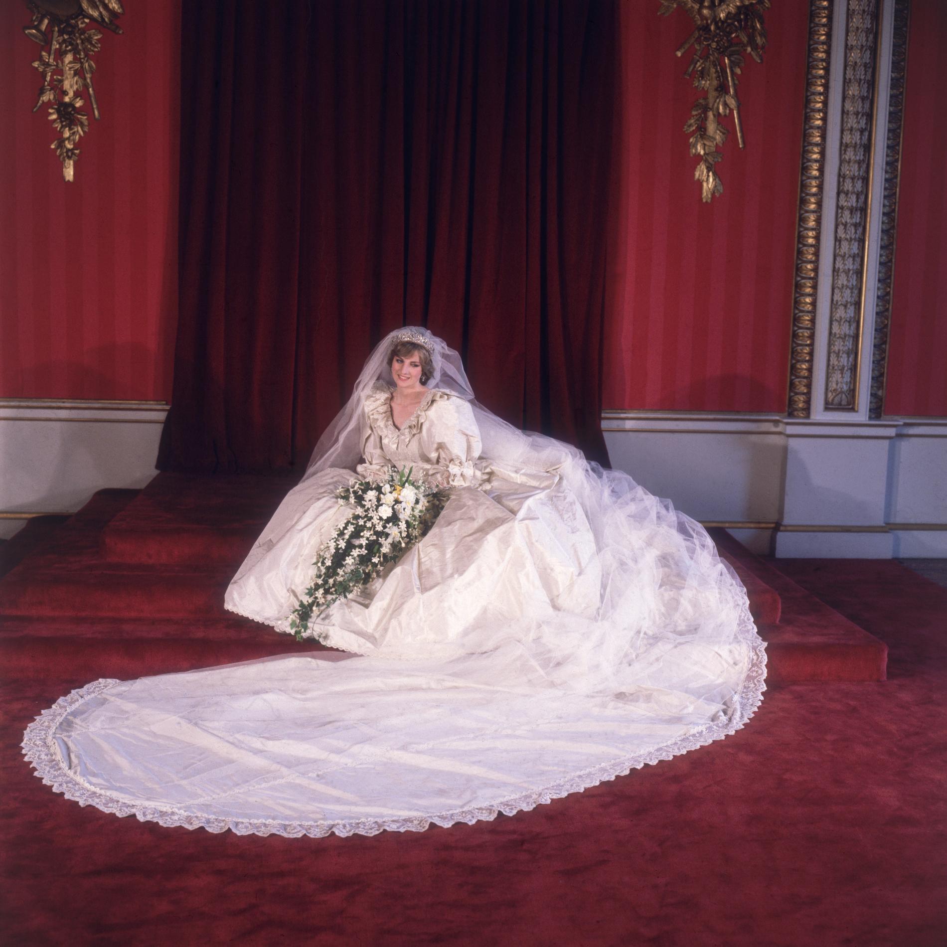 Robe de mariee princesse diana