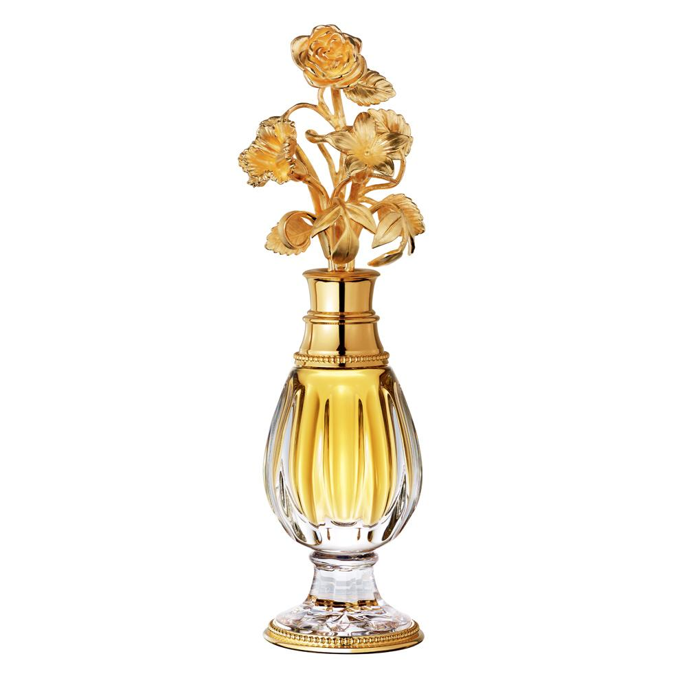 anciens flacons de parfum