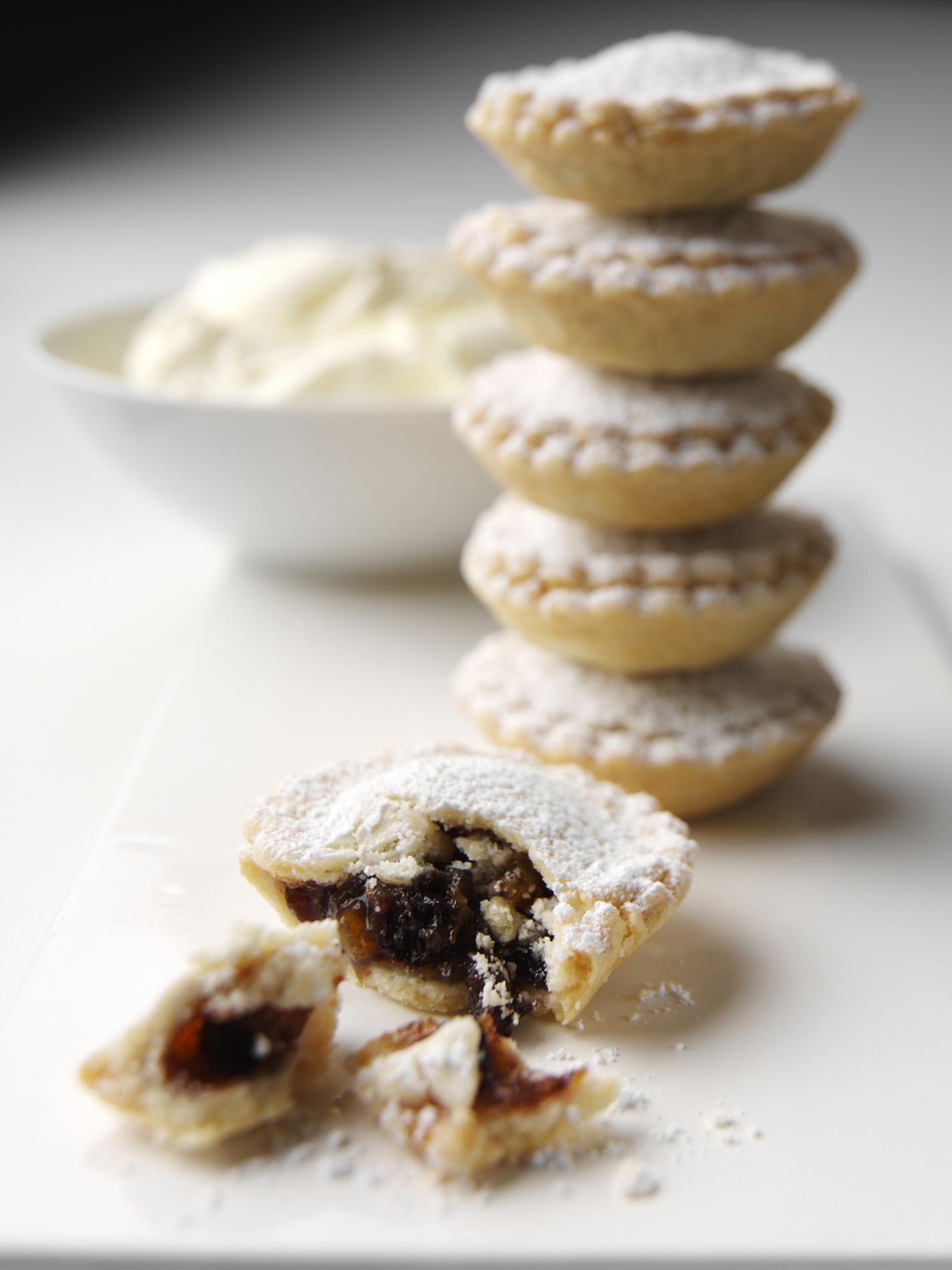 Recette Mince Pies Petit Gâteaux Anglais Aux Fruits Secs Cuisine