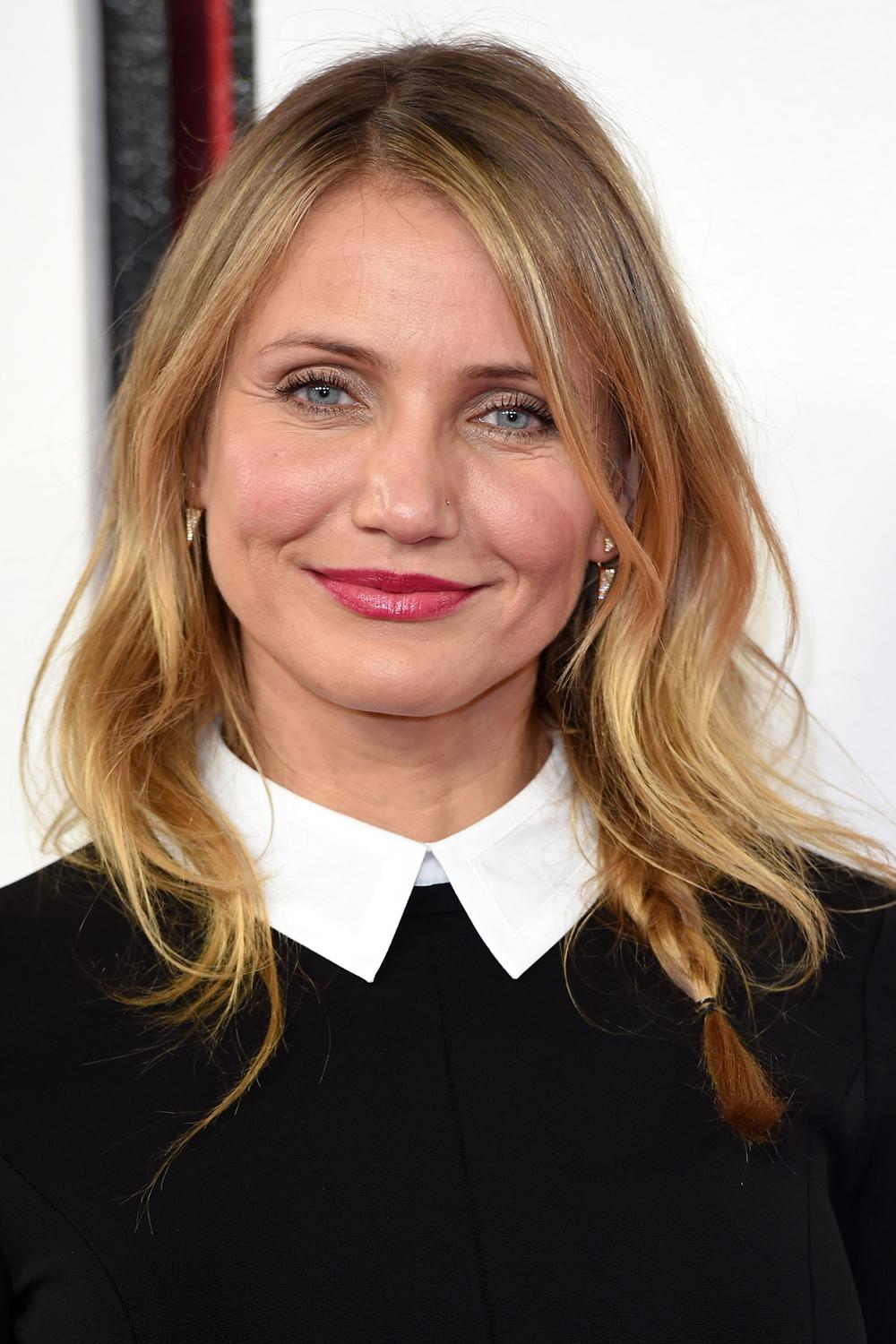 cameron diaz pourrait tre enceinte de son premier enfant 45 ans madame figaro. Black Bedroom Furniture Sets. Home Design Ideas