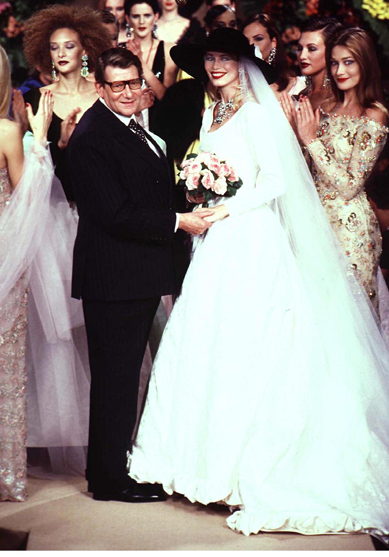 robes de mariée les plus mémorables de la haute couture , Chanel Les  robes de mariée les plus mémorables de la haute couture , Zuhair Murad Les  robes de
