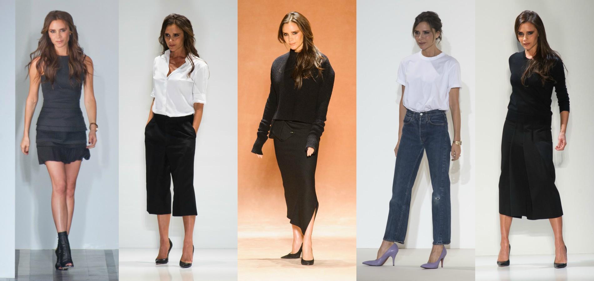 Victoria Beckham Dix Ans De Mode New York Et Puis S 39 En