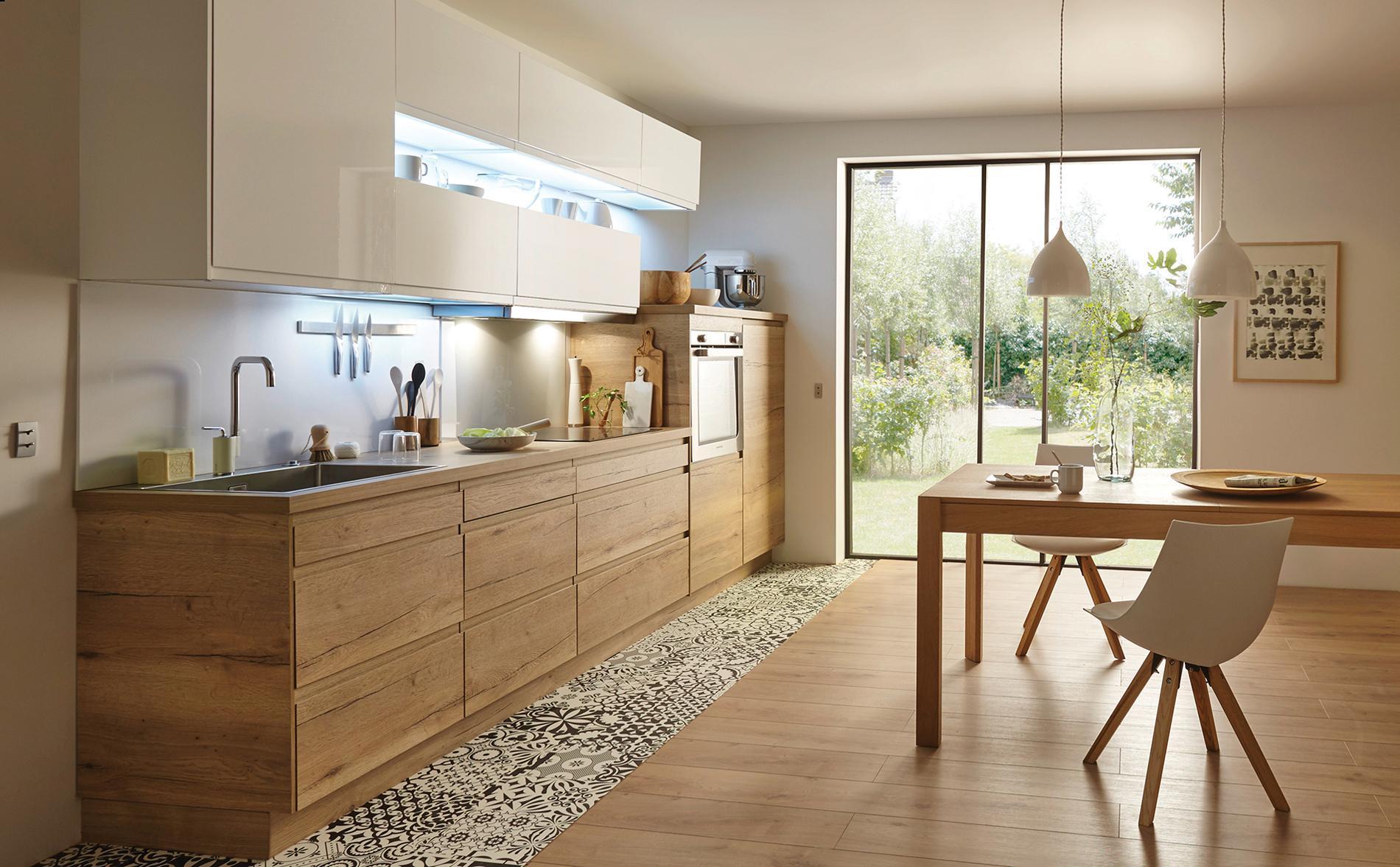 Les 7 commandements pour embellir une cuisine ouverte madame figaro - Photo de cuisine design ...