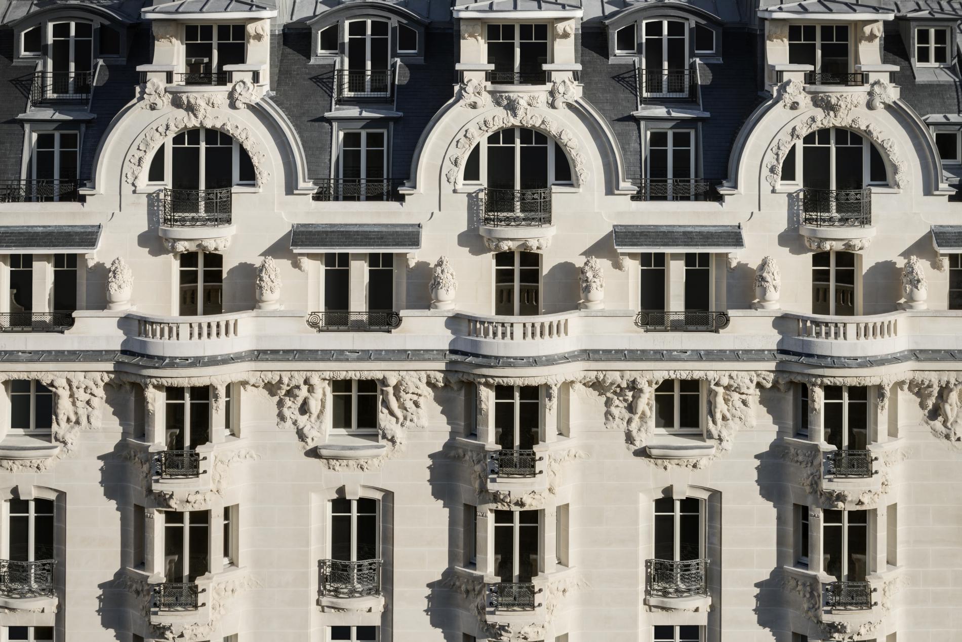 Lutetia Royal Madeleine Fauchon Les Ouvertures Dhôtels - Chambre d039hotel design photos