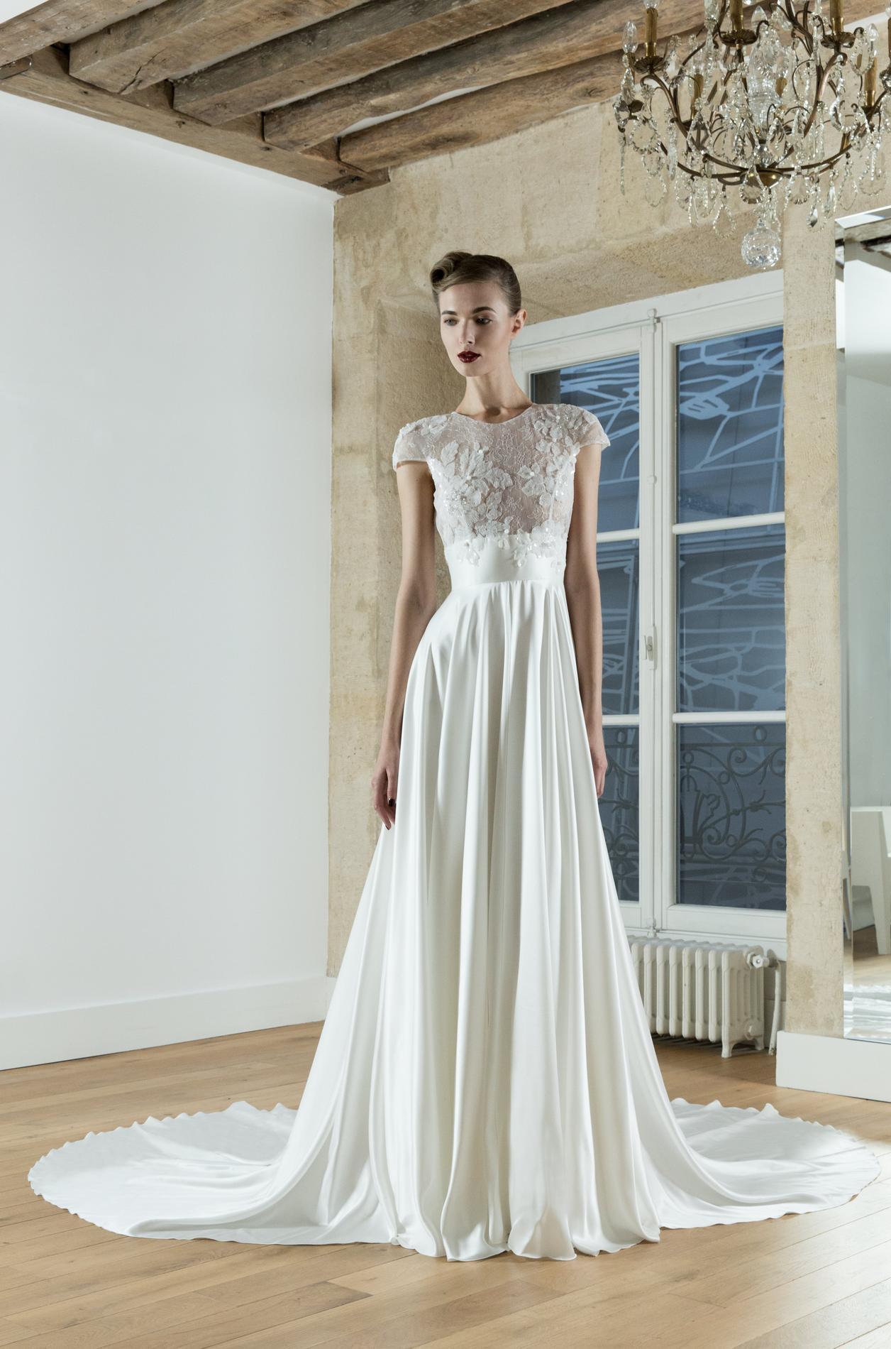 Les collections robes de mariée 2018 , Danilo Fedrighi Paris