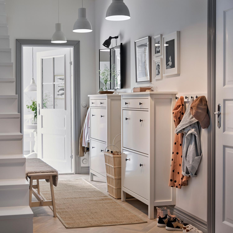 Neuf idées déco pour aménager et réveiller un couloir - Madame Figaro