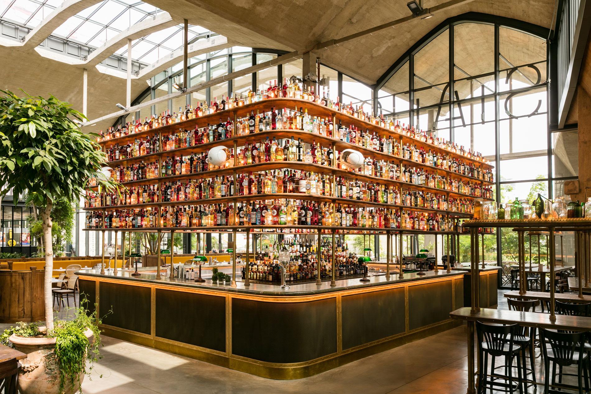 Station Restaurant Paris
