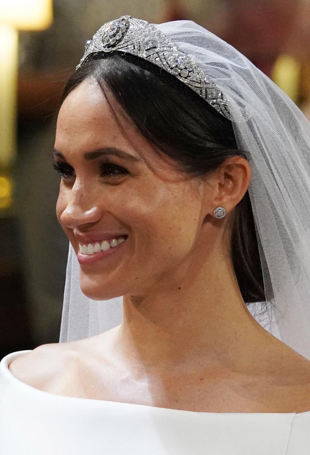 Prix de la robe de mariee de meghan