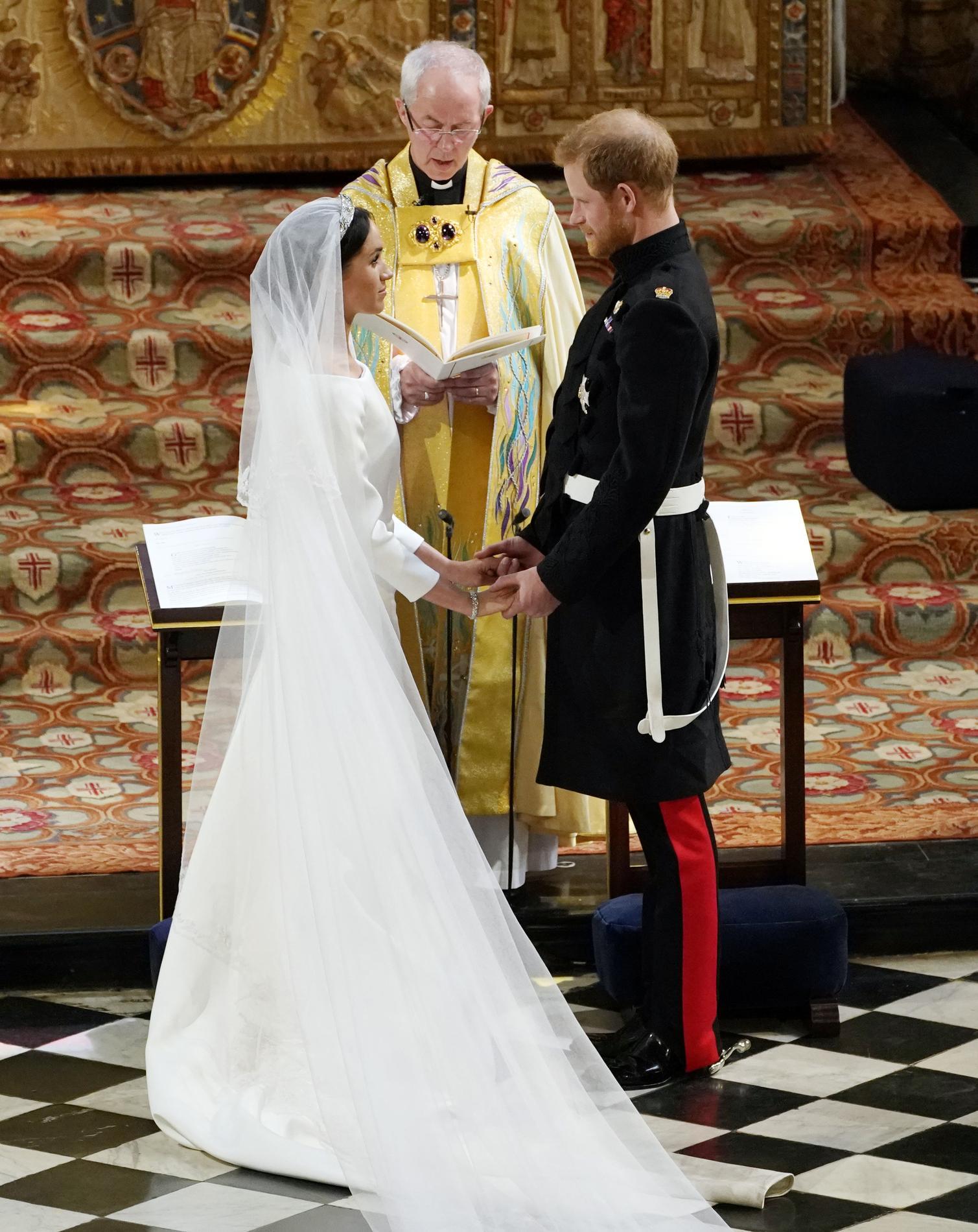 Les photos du mariage de Meghan Markle et du prince Harry