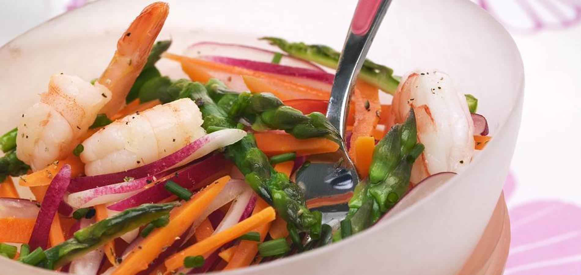 salade de printemps facile