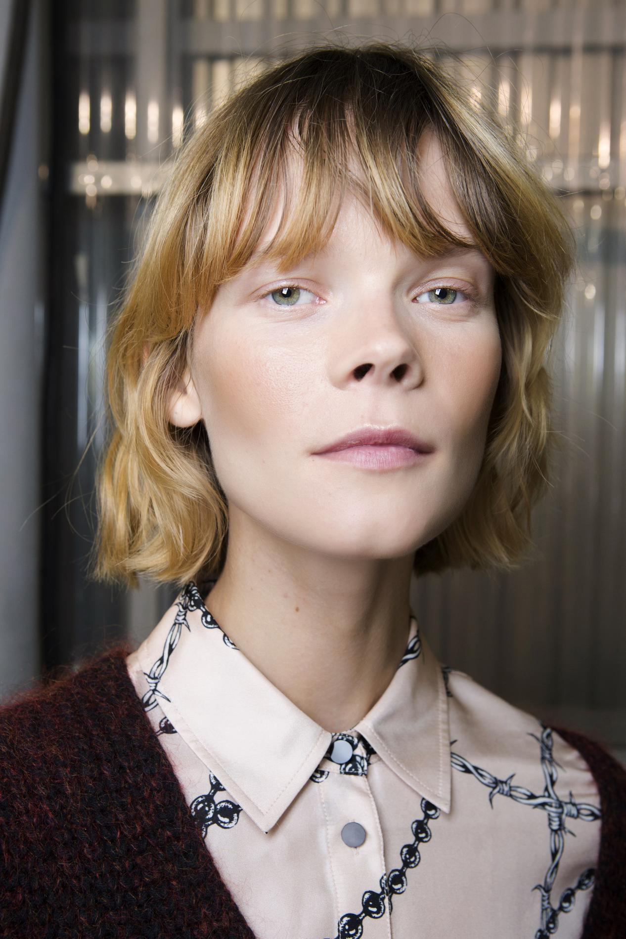 Quelle Coupe Adopter Quand On A Les Cheveux Fins Madame Figaro