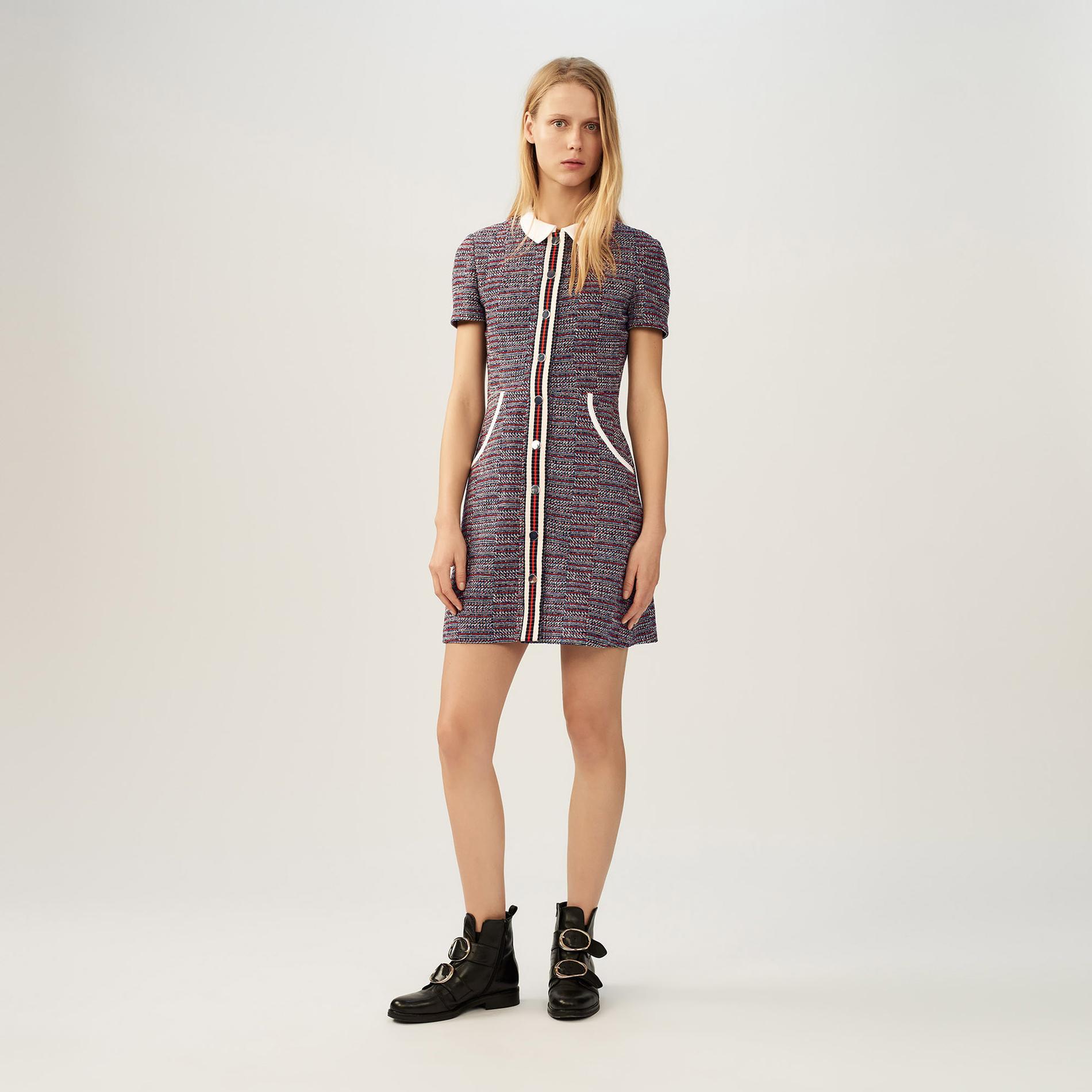 Notre sélection de vêtements pour supporter les bleus - Zara Bleu, blanc,  rouge... Notre sélection de vêtements pour ... 42a48ac8936