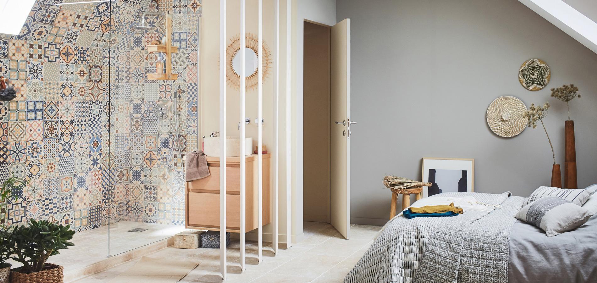 cinq conseils pour bien am nager une suite parentale madame figaro. Black Bedroom Furniture Sets. Home Design Ideas