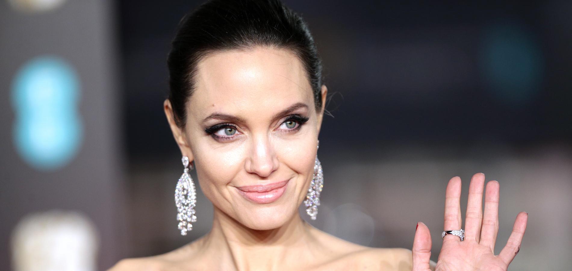 Page 1 Angelina Jolie Madame Figaro