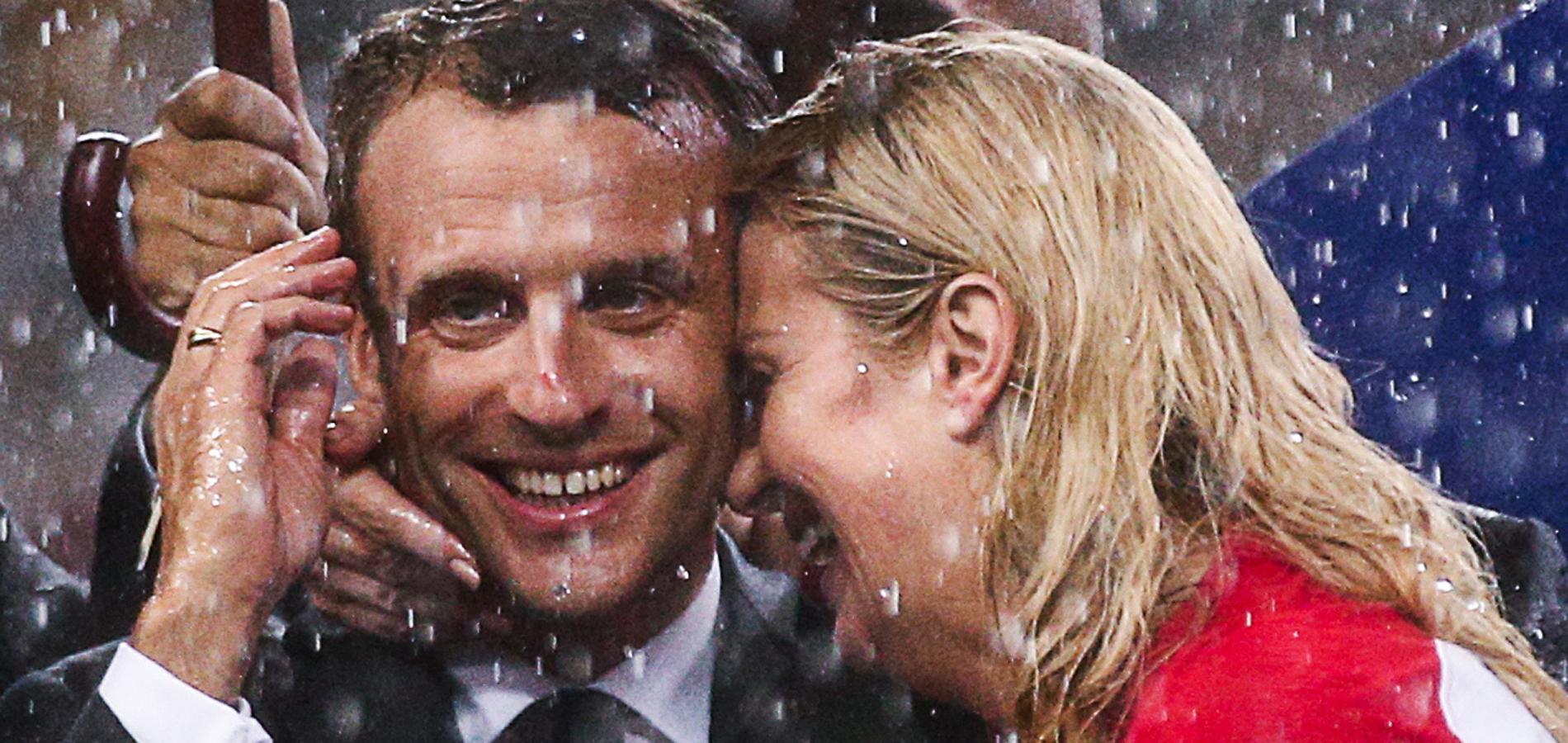 emmanuel-macron-et-la-presidente-croate-