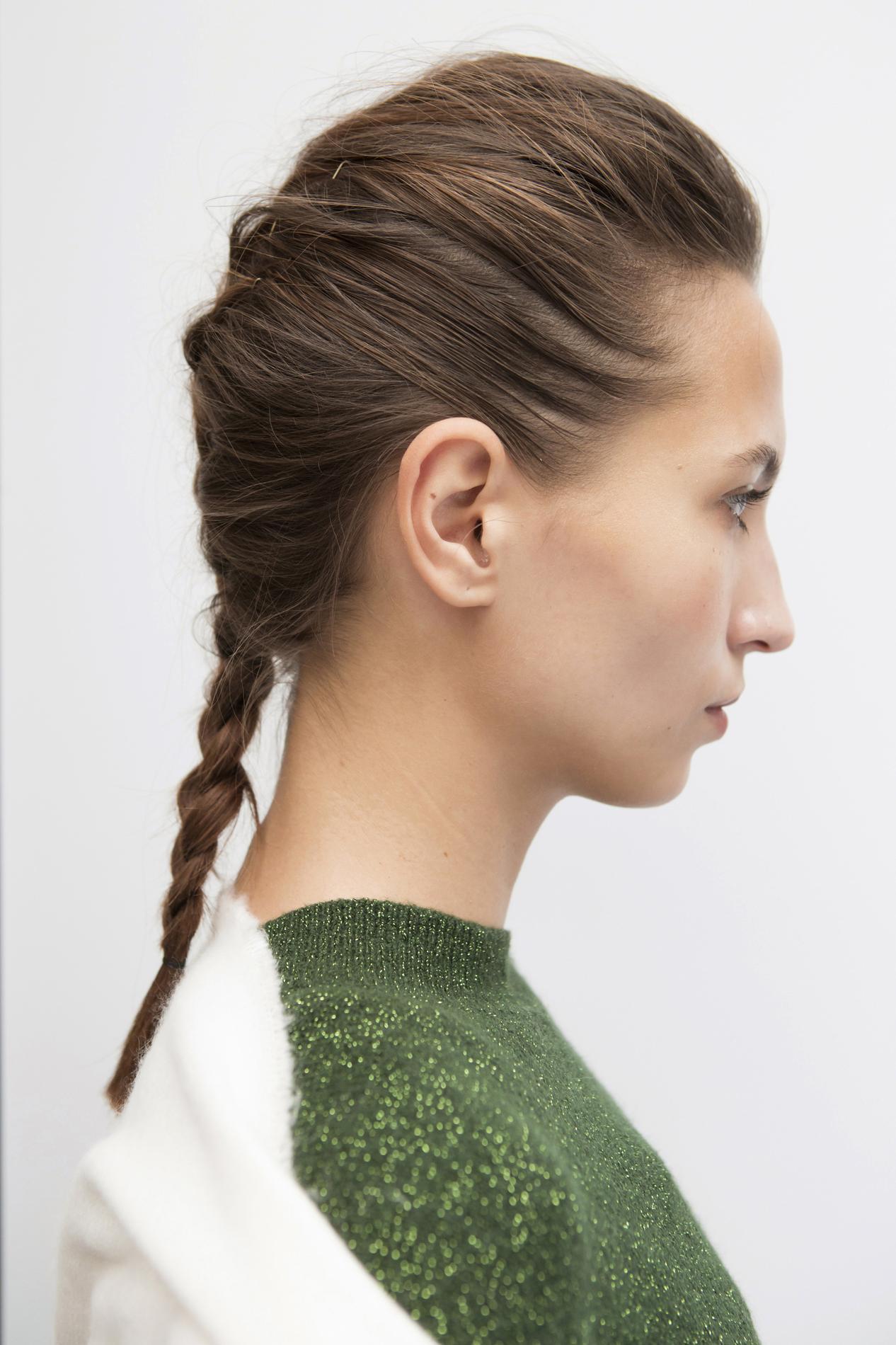 Les cornrows Quelle coiffure pratique adopter cet été ? , Le chignon tressé  BCBG Quelle coiffure pratique adopter cet été ? , La queue de cheval