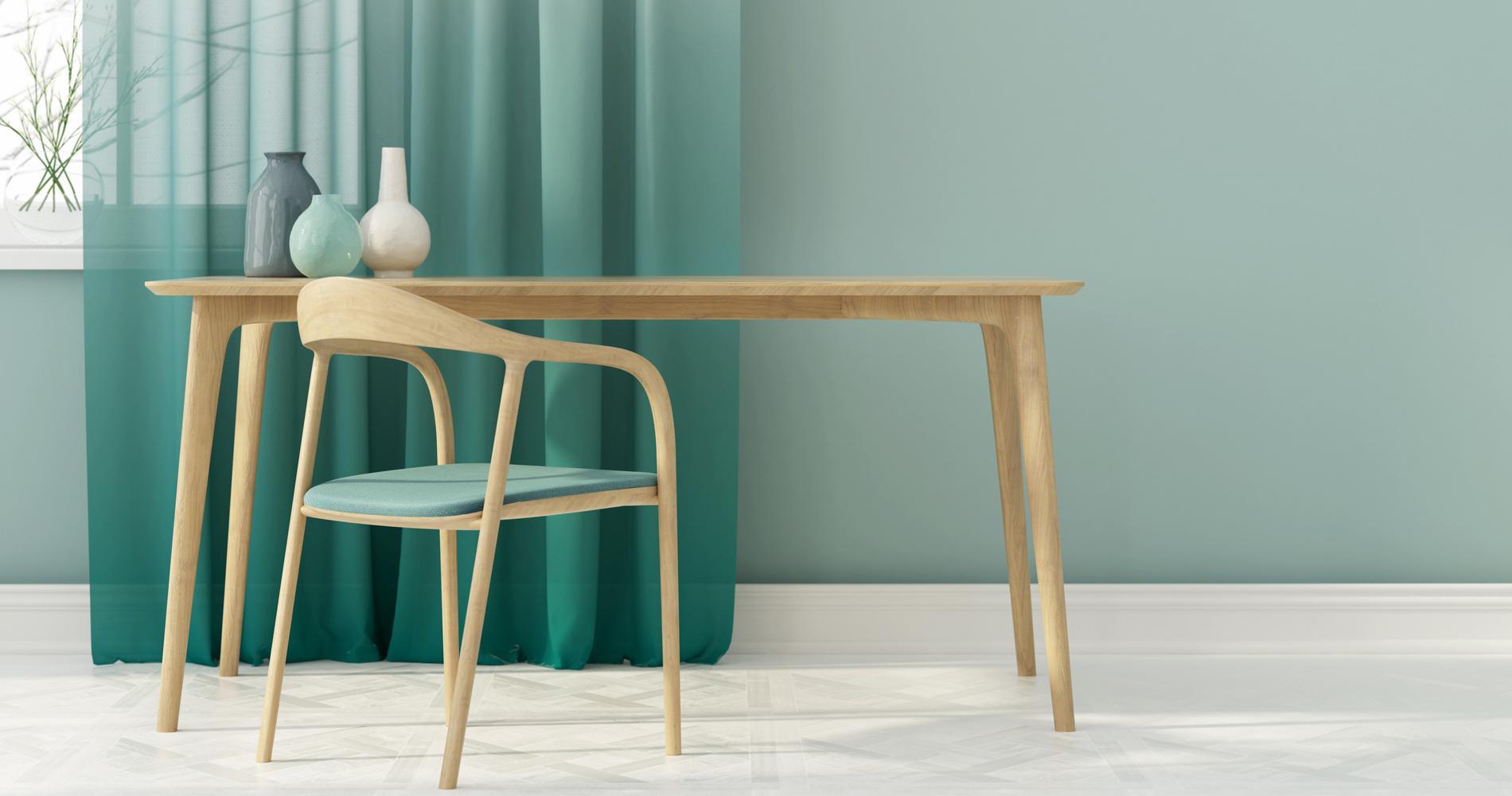 trois bonnes raisons d 39 adopter la teinte vert sauge en d co madame figaro. Black Bedroom Furniture Sets. Home Design Ideas