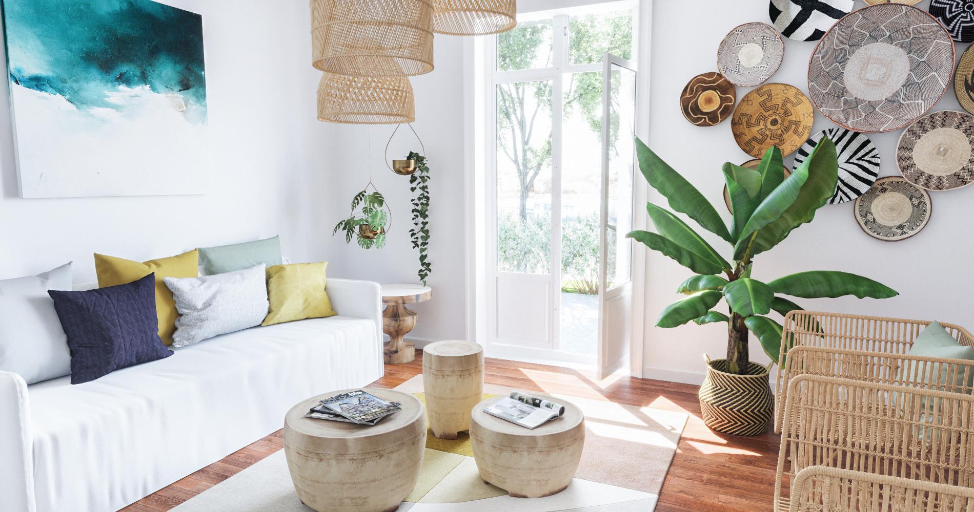 Comment donner un air de vacances à sa maison ? - Madame Figaro