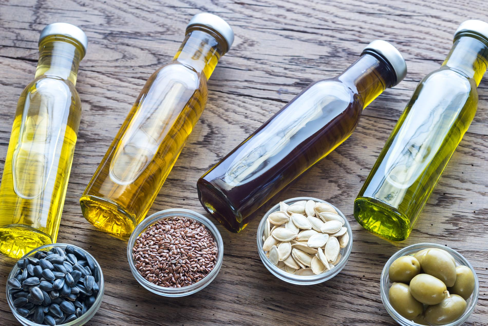huile de noix vitamine k