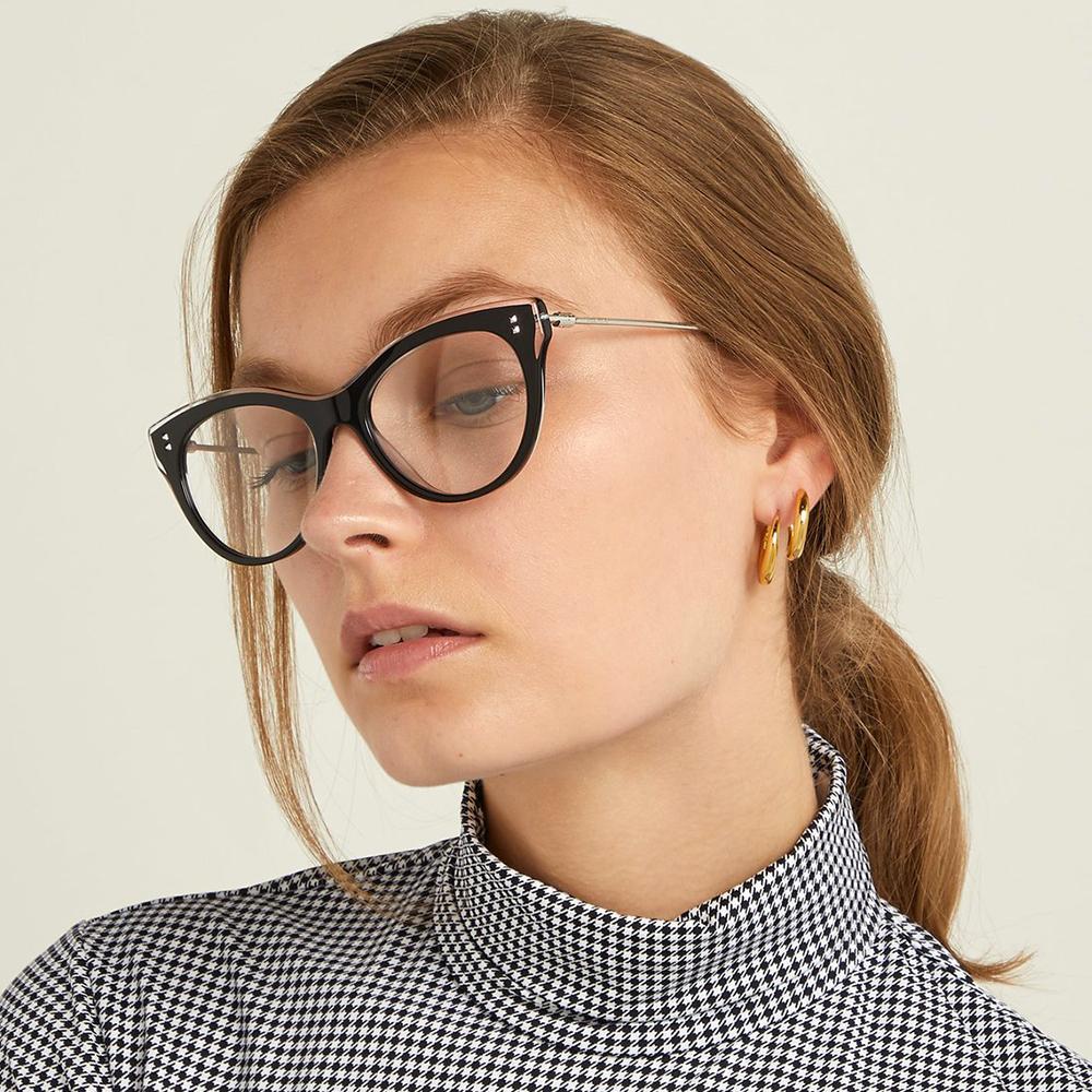 Notre sélection de lunettes de vue originales pour la rentrée , Stella  McCartney Notre sélection de lunettes de vue originales pour la rentrée ,  Linda