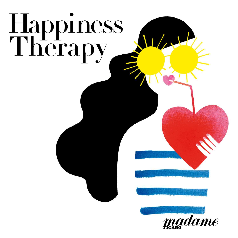 """Résultat de recherche d'images pour """"happiness therapy podcast"""""""