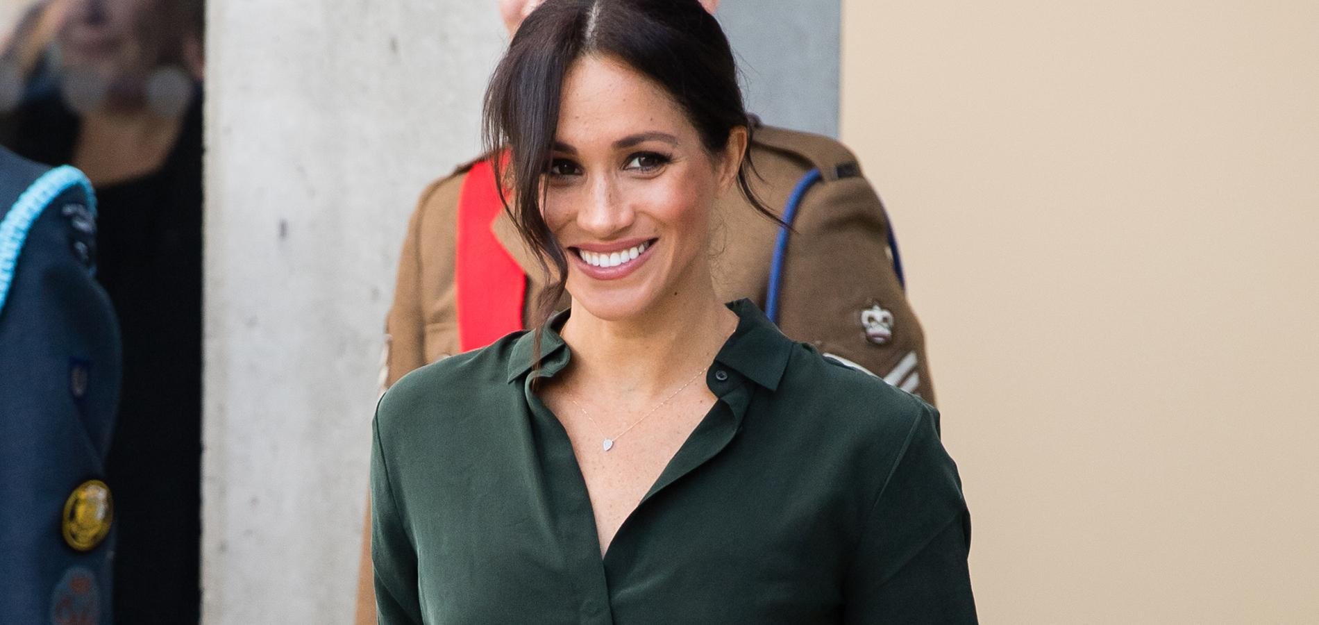 Meghan Markle Attend Son Premier Enfant Madame Figaro