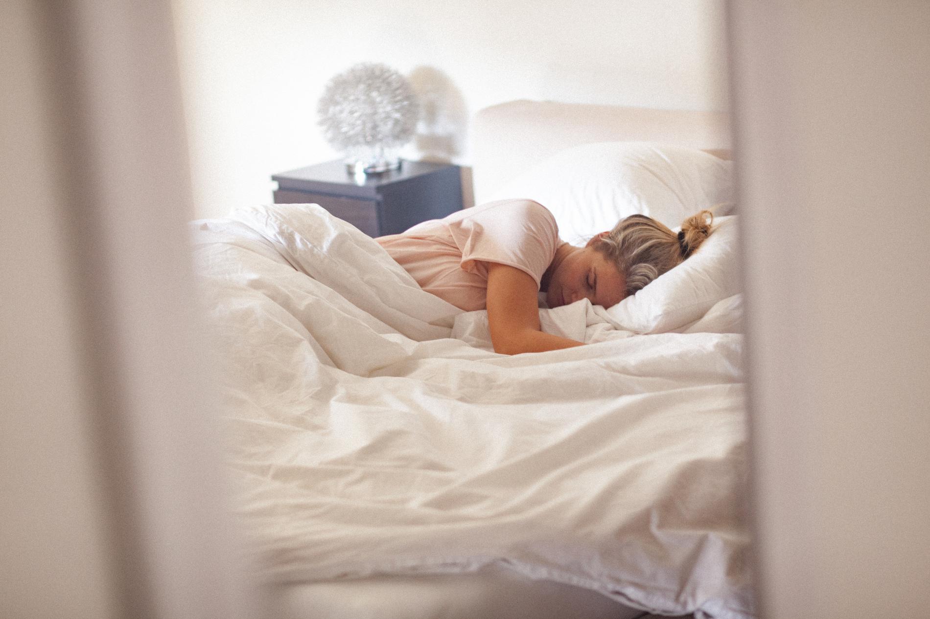 Quelle Est La Position Ideale Pour Bien Dormir Madame Figaro