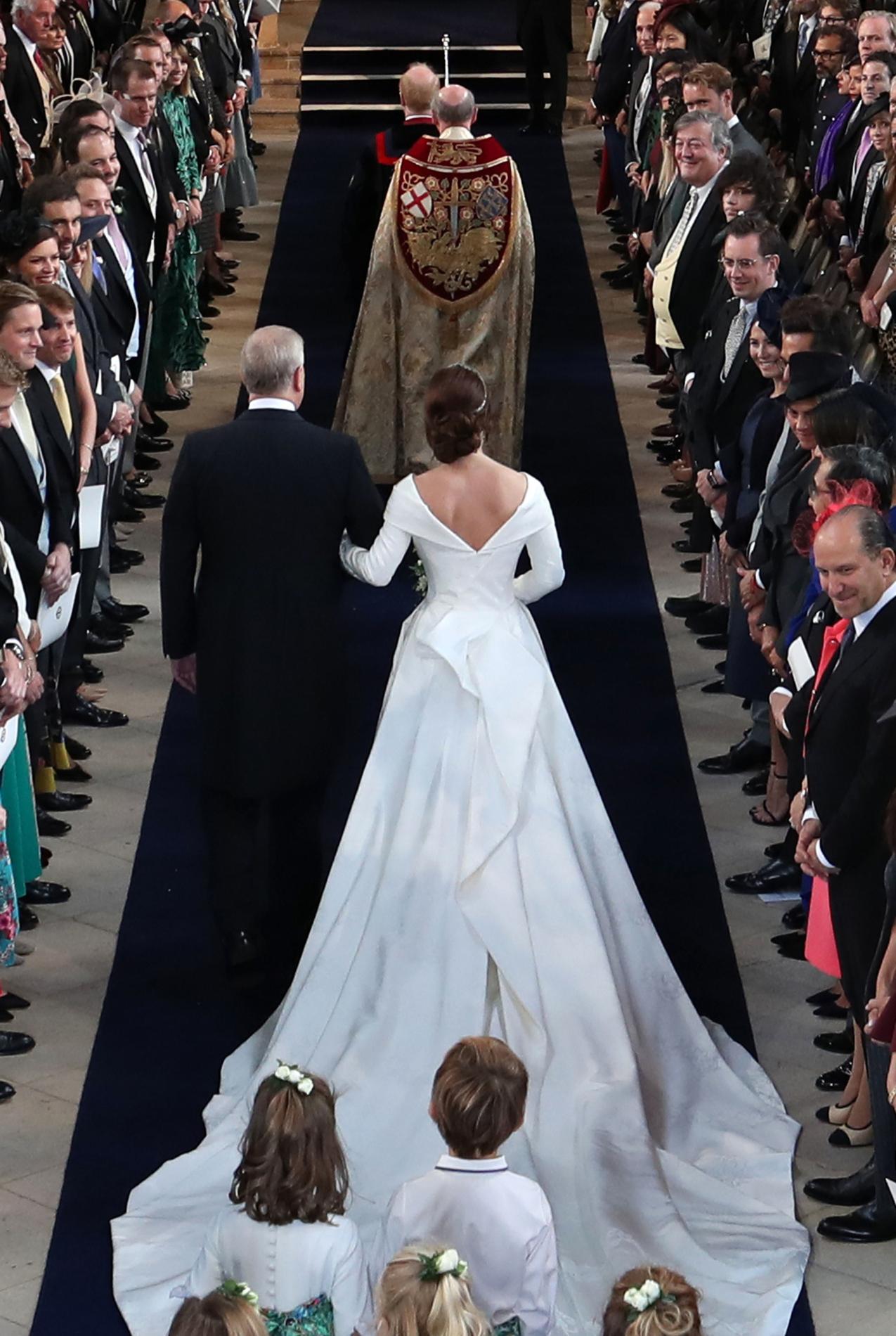 Robe princesse invitee mariage