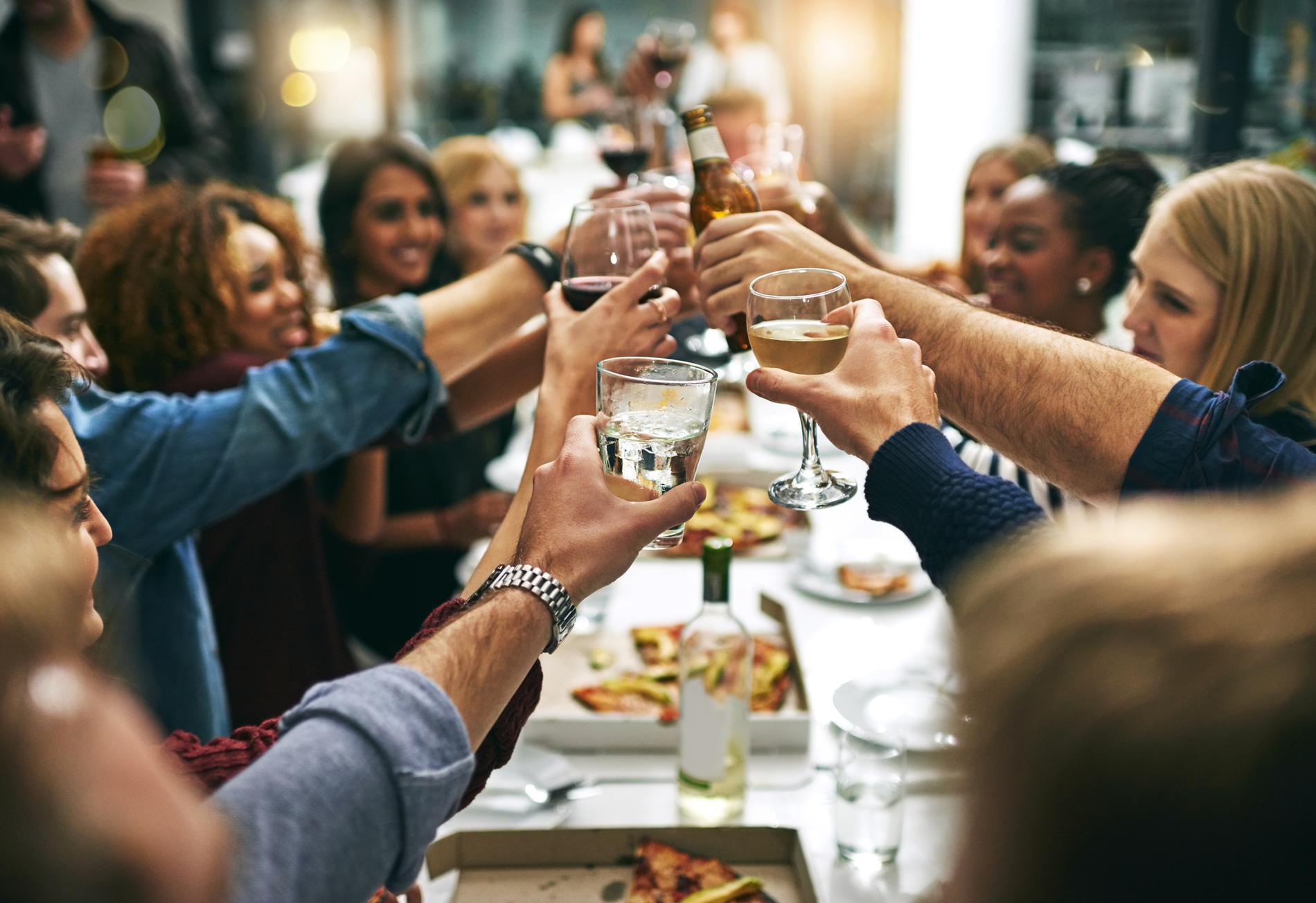 alterner alcool et eau