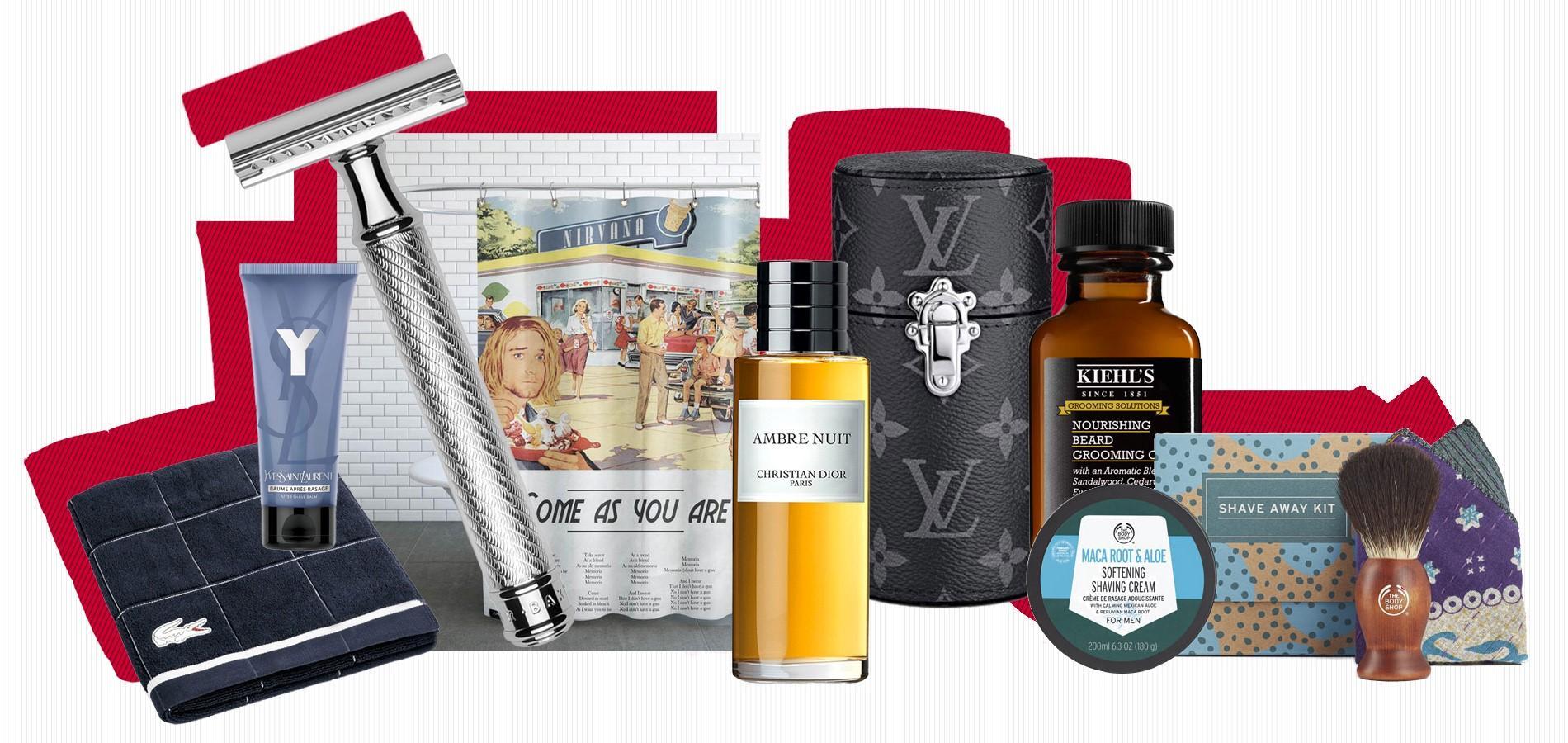 Barbe, parfum, soin... Nos idées de cadeaux de toute beauté pour nos hommes b482f41f27a5