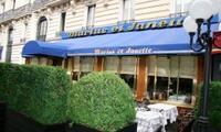Restaurant  Marius et Janette
