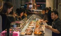 Restaurant  Bollynan Grands Boulevards
