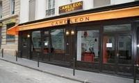 Restaurant  Caméléon d'Arabian