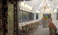 Restaurant  Il Carpaccio (Hôtel Royal Monceau)