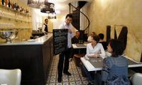 Restaurant  Passage 53
