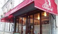 Restaurant Le Petit Champerret
