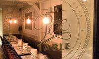 Restaurant La Petite Table