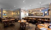 Restaurant  Juste le Zinc