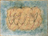 <i>Végétaux</i>, Jean Fautrier, (1957), entre 200.000et 300.000&#8364;.