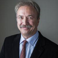 Le Dr Laurent Chevallier, médecin nutritionniste en maternité.