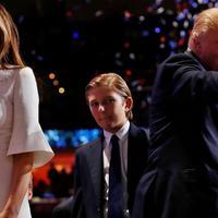 Barron Trump, l'intrigant locataire de la Maison-Blanche