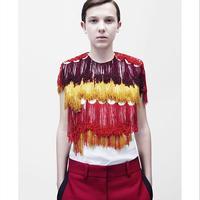 "Millie Bobby Brown, l'héroïne de ""Stranger Things"", pose pour Calvin Klein"