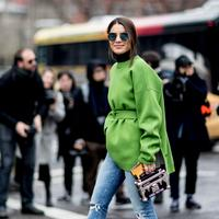 Fashion Week : le street style new-yorkais à l'épreuve du froid
