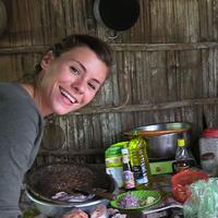 "Marine Mandrila : ""La nourriture rapproche les gens"""