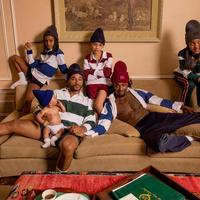 Une famille homoparentale au cœur de la dernière campagne Acne Studios