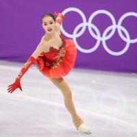 Alina Zagitova, princesse des glaces