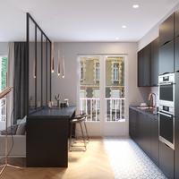 Comment ouvrir sa cuisine sur le salon ?